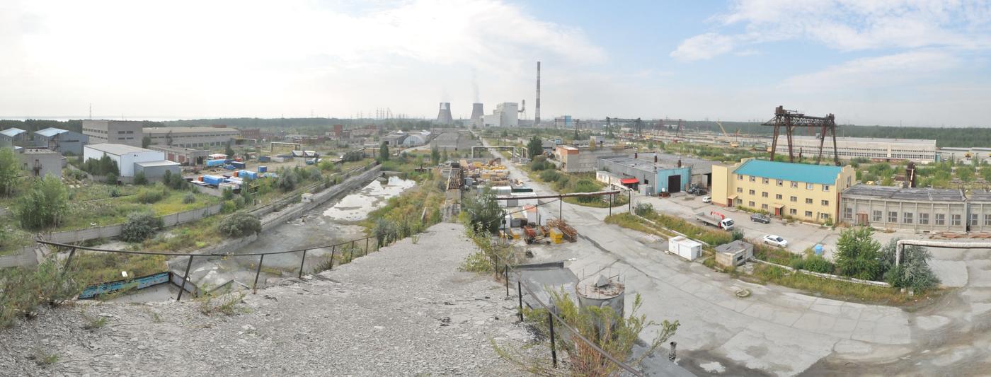 Индустриальная недвижимость Челябинска